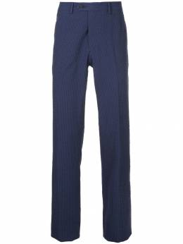 Gieves & Hawkes textured tailored trousers G3735EM09038