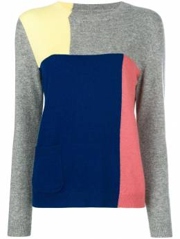 Chinti And Parker colour block jumper KL110GM