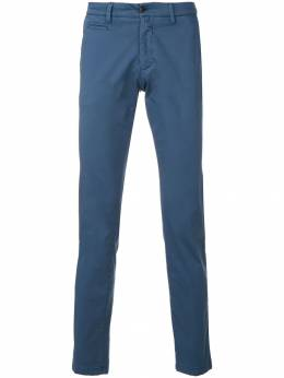 Briglia 1949 брюки-чинос узкого кроя BG05380961136152