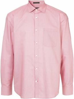 D'Urban рубашка узкого кроя D3765TI04075