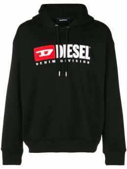 Diesel толстовка с капюшоном 'Felpa' 00SH340CATK