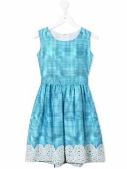 Little Bambah платье в клетку LBKDBG003