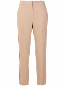 MSGM брюки с лампасами 2441MDP18Y184103