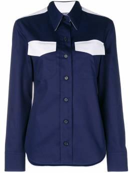Calvin Klein 205W39nyc рубашка в стиле вестерн 83WWTA56C173A