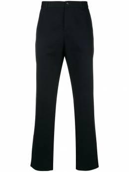 Gucci твиловые брюки прямого кроя 519546Z396H