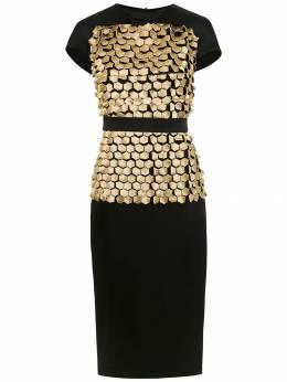 Gloria Coelho платье 'Colmeia' V19VC027