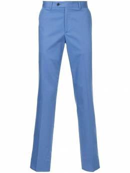 Gieves & Hawkes брюки строгого узкого кроя G3761EL05033