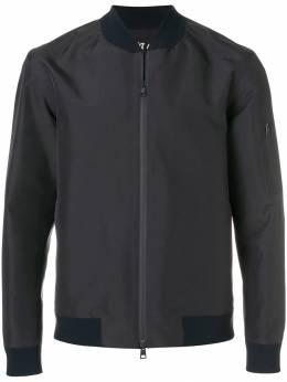 Al Duca D'Aosta 1902 куртка-бомбер на молнии 012018CO118BLU