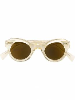 Kuboraum солнцезащитные очки в круглой оправе KRS0L1CHP00000FG