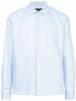 D'Urban классическая однотонная рубашка D3750TI11033