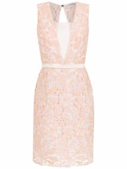 Tufi Duek lace tube dress 444803545