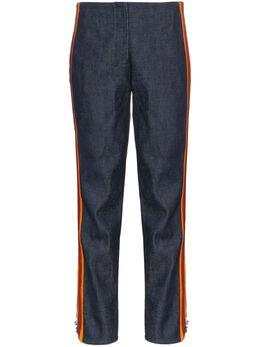 Calvin Klein 205W39nyc джинсы с лампасами PA92C402