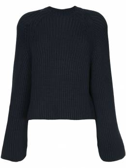Rosetta Getty cropped back pullover 13187G5425