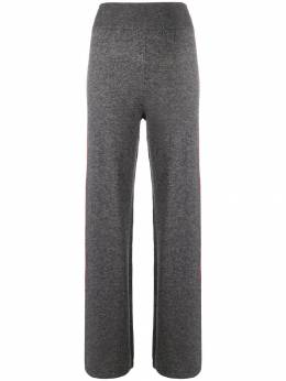 Cashmere In Love cashmere blend track pants ALEX
