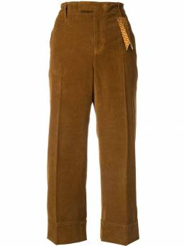 The Gigi corduroy cropped trousers IRMATJD605