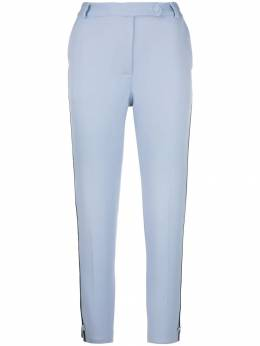Styland cropped tapered trousers 2351916BLUE8199