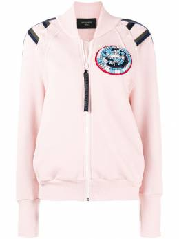 Mr & Mrs Italy patched bomber jacket SS094E