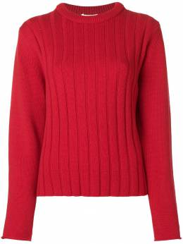 Chloe striped knit sweater CHC18AMP18500