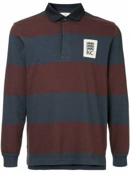 Kent & Curwen long-sleeved polo shirt K38I7TM020