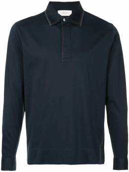 Cerruti 1881 long sleeve polo shirt C38H8EI74038