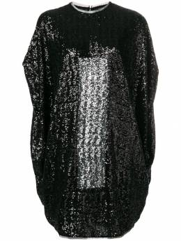 Gianluca Capannolo short sequined dress 18IA51700