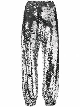 MSGM sequin track pants 2541MDP63184758