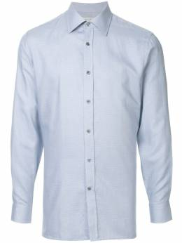Gieves & Hawkes printed shirt G3841EM46038
