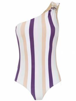 Amir Slama one shoulder swimsuit 10780