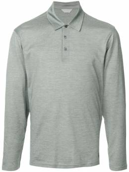 Gieves & Hawkes long sleeve polo shirt G38H8EI06043