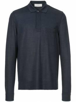 Cerruti 1881 рубашка-поло с длинными рукавами C37H8EI02038