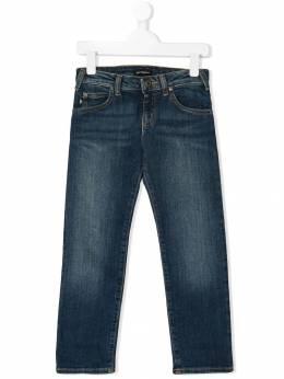 Emporio Armani Kids прямые джинсы 8N4J451V0MZ