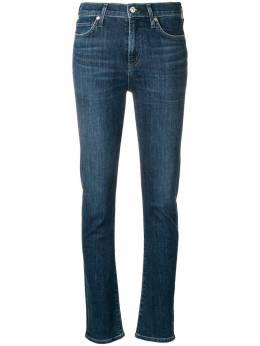 Citizens Of Humanity джинсы скинни с завышенной талией 1724694