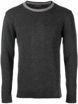 Altea contrast neckline jumper 1861011