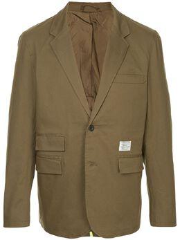 Makavelic приталенный пиджак с подкладкой 310841203KH