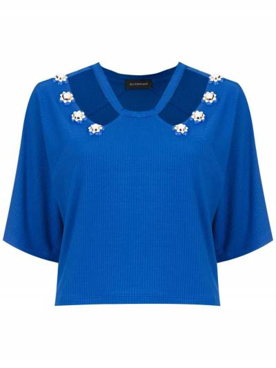 Olympiah Copa cropped top 218221C - 1