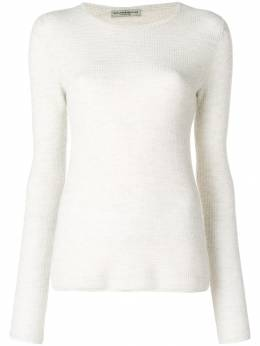 Holland&Holland long-sleeve fitted sweater WKNI6624K002