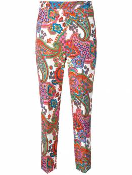 Ports 1961 printed tailored trousers PW418TWL77FCOP634