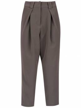 Olympiah Papa cropped trousers 218144