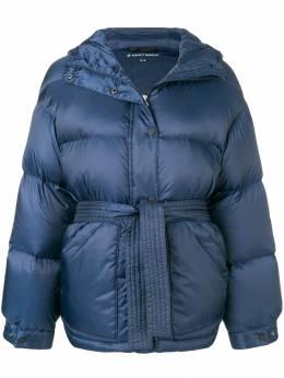 Perfect Moment куртка в стиле оверсайз с капюшоном W18W0141701