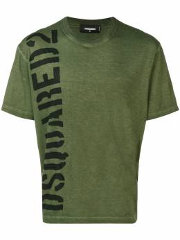 Dsquared2 футболка с логотипом S74GD0509S21600