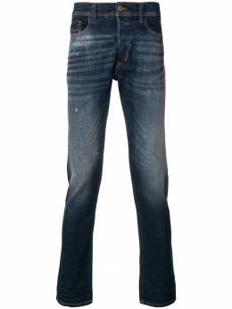 Diesel состаренные джинсы кроя слим 00CKRIC87AT