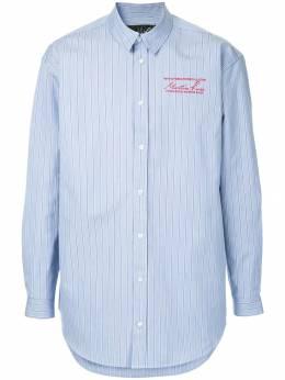 Martine Rose рубашка в полоску CMR402