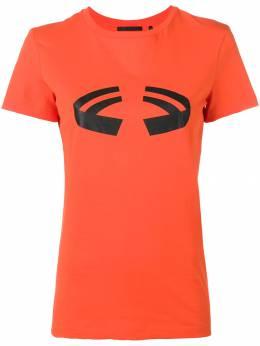 Helmut Lang футболка с принтом I09PW501