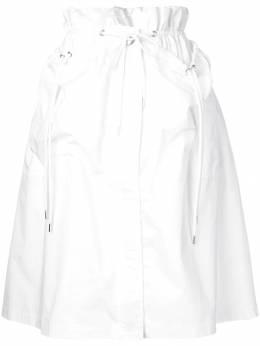 Proenza Schouler юбка с присборенной талией R1915015SC031
