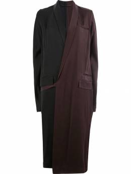 Haider Ackermann Kuiper wrap dress 1846204138068