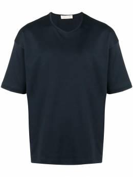 Mackintosh футболка с V-образной горловиной CA0081
