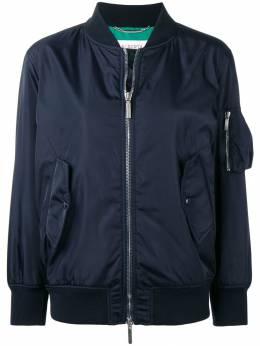 Alberta Ferretti куртка-бомбер 'Alitalia' J06061670