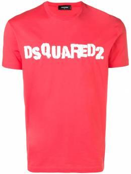 Dsquared2 футболка с логотипом S74GD0494S22427