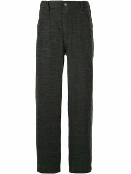 Issey Miyake Men прямые брюки ME88FF071