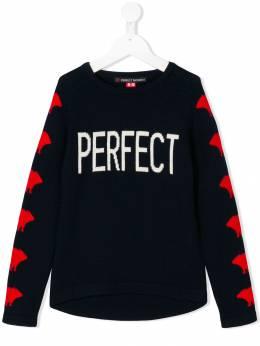 Perfect Moment Kids джемпер вязки интарсия 'Perfect' PESK1701